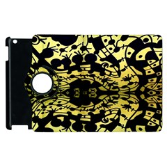 Dna Diluted Apple Ipad 3/4 Flip 360 Case