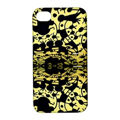 Dna Diluted Apple Iphone 4/4s Hardshell Case With Stand