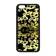 Dna Diluted Apple Iphone 5c Seamless Case (black)