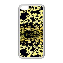 Dna Mirroir Apple Iphone 5c Seamless Case (white) by MRTACPANS
