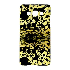 Dna Mirroir Samsung Galaxy A5 Hardshell Case  by MRTACPANS