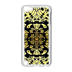 Dna Round Off Apple Ipod Touch 5 Case (white) by MRTACPANS