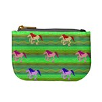 Rainbow Ponies Mini Coin Purses