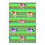 Rainbow Ponies Shower Curtain 48  x 72  (Small)