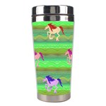 Rainbow Ponies Stainless Steel Travel Tumblers
