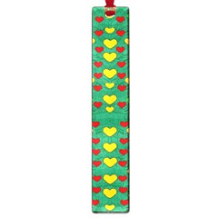 Love Is In All Of Us To Give And Show Large Book Marks by pepitasart