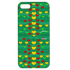 Love Is In All Of Us To Give And Show Apple Iphone 5 Hardshell Case With Stand by pepitasart