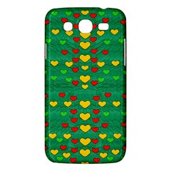 Love Is In All Of Us To Give And Show Samsung Galaxy Mega 5 8 I9152 Hardshell Case  by pepitasart
