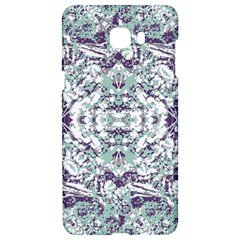 Modern Collage Pattern Mosaic Samsung C9 Pro Hardshell Case  by dflcprints