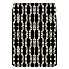 Wavy Stripes Pattern Flap Covers (l)  by dflcprints