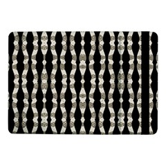 Wavy Stripes Pattern Samsung Galaxy Tab Pro 10 1  Flip Case by dflcprints
