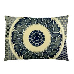 Background Vintage Japanese Pillow Case