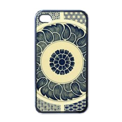 Background Vintage Japanese Apple Iphone 4 Case (black)