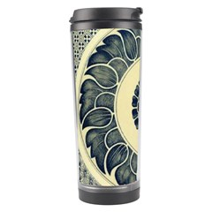 Background Vintage Japanese Travel Tumbler