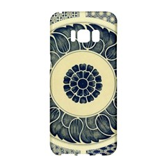 Background Vintage Japanese Samsung Galaxy S8 Hardshell Case