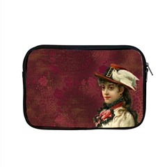 Vintage Edwardian Scrapbook Apple Macbook Pro 15  Zipper Case
