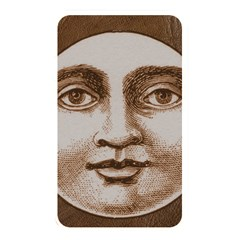 Moon Face Vintage Design Sepia Memory Card Reader