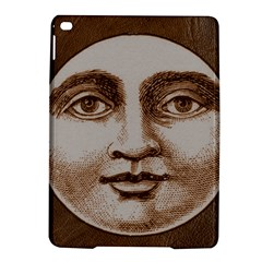 Moon Face Vintage Design Sepia Ipad Air 2 Hardshell Cases