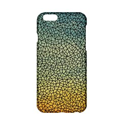 Background Cubism Mosaic Vintage Apple Iphone 6/6s Hardshell Case