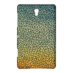 Background Cubism Mosaic Vintage Samsung Galaxy Tab S (8 4 ) Hardshell Case