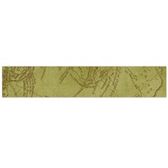 Vintage Map Background Paper Large Flano Scarf