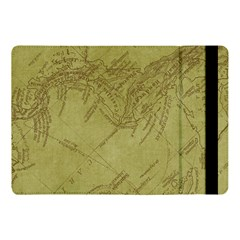 Vintage Map Background Paper Apple Ipad Pro 10 5   Flip Case