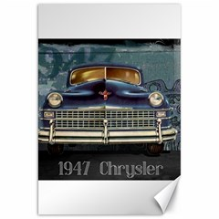 Vintage Car Automobile Canvas 20  X 30
