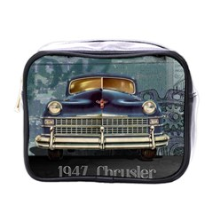 Vintage Car Automobile Mini Toiletries Bags