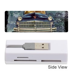Vintage Car Automobile Memory Card Reader (stick)