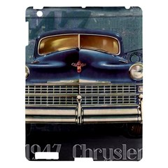 Vintage Car Automobile Apple Ipad 3/4 Hardshell Case