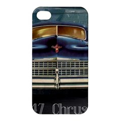 Vintage Car Automobile Apple Iphone 4/4s Premium Hardshell Case