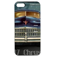 Vintage Car Automobile Apple Iphone 5 Hardshell Case With Stand