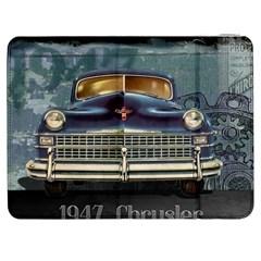 Vintage Car Automobile Samsung Galaxy Tab 7  P1000 Flip Case