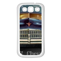Vintage Car Automobile Samsung Galaxy S3 Back Case (white)