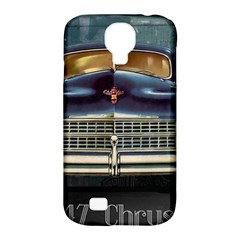 Vintage Car Automobile Samsung Galaxy S4 Classic Hardshell Case (pc+silicone)