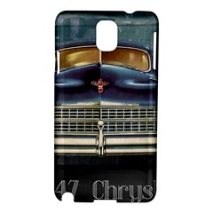 Vintage Car Automobile Samsung Galaxy Note 3 N9005 Hardshell Case