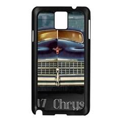 Vintage Car Automobile Samsung Galaxy Note 3 N9005 Case (black)