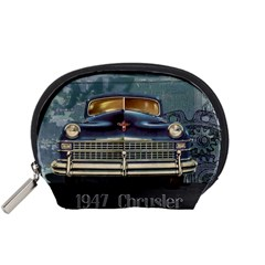 Vintage Car Automobile Accessory Pouches (small)  by Nexatart