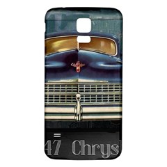 Vintage Car Automobile Samsung Galaxy S5 Back Case (white)
