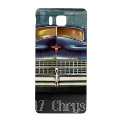 Vintage Car Automobile Samsung Galaxy Alpha Hardshell Back Case