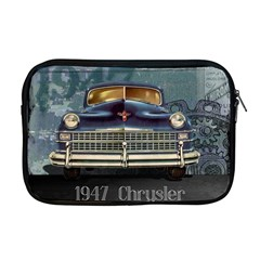 Vintage Car Automobile Apple Macbook Pro 17  Zipper Case