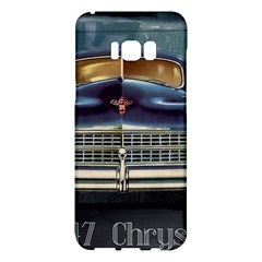 Vintage Car Automobile Samsung Galaxy S8 Plus Hardshell Case  by Nexatart