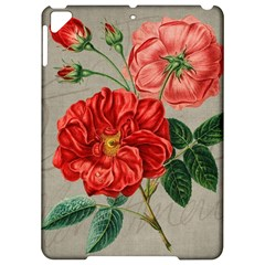 Flower Floral Background Red Rose Apple Ipad Pro 9 7   Hardshell Case by Nexatart