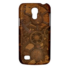 Background Steampunk Gears Grunge Galaxy S4 Mini