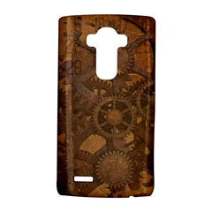 Background Steampunk Gears Grunge Lg G4 Hardshell Case