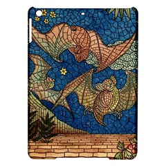 Bats Cubism Mosaic Vintage Ipad Air Hardshell Cases