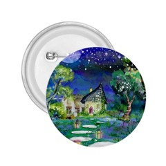 Background Fairy Tale Watercolor 2 25  Buttons