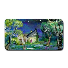 Background Fairy Tale Watercolor Medium Bar Mats
