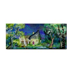 Background Fairy Tale Watercolor Cosmetic Storage Cases