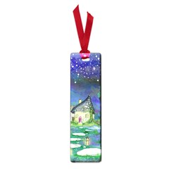 Background Fairy Tale Watercolor Small Book Marks by Nexatart